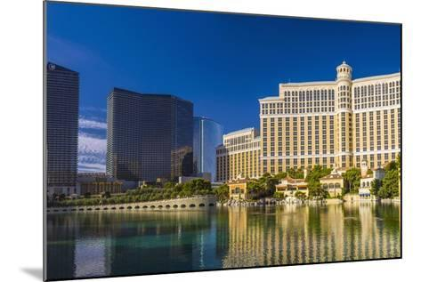Bellagio Hotel, the Strip, Las Vegas, Nevada, United States of America, North America-Alan Copson-Mounted Photographic Print