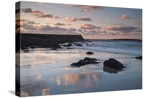 Sennen Cove, Cornwall, England, United Kingdom, Europe-Ben Pipe-Stretched Canvas Print