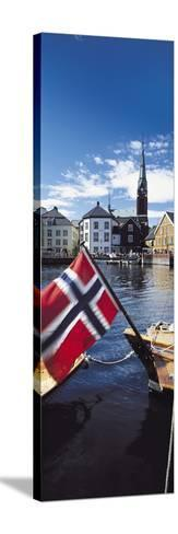 Arendal, Norway-Gavin Hellier-Stretched Canvas Print