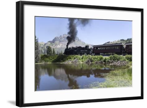 New Mexico and Colorado-Richard Maschmeyer-Framed Art Print