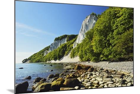 Koenigsstuhl, Chalk Cliffs, Jasmund National Park-Jochen Schlenker-Mounted Photographic Print