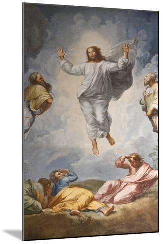 Raphael's Oil Painting of the Resurrection of Jesus Altar of the Transfiguration Altarpiece-Godong-Mounted Photographic Print