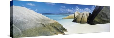 Anse Source D'Argent, La Digue , Seychelles-Lee Frost-Stretched Canvas Print
