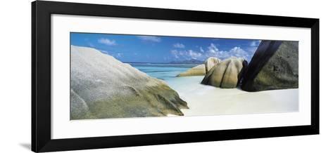 Anse Source D'Argent, La Digue , Seychelles-Lee Frost-Framed Art Print