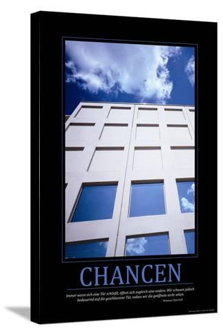 Chancen (German Translation)--Stretched Canvas Print