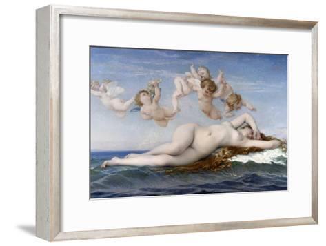 The Birth of Venus-Alexandre Cabanel-Framed Art Print
