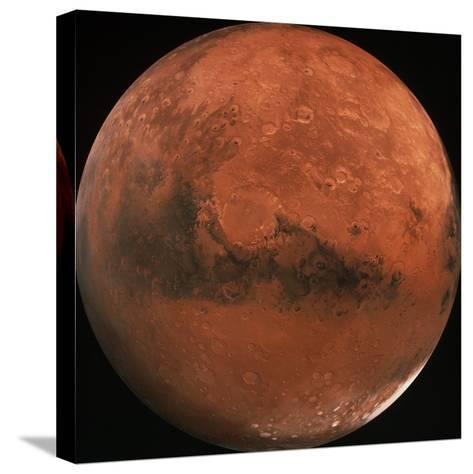 Mars--Stretched Canvas Print
