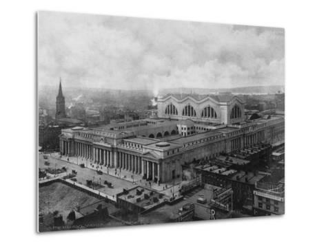Pennsylvania Station--Metal Print
