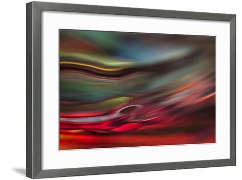 The Clouds of Jupiter-Ursula Abresch-Framed Art Print