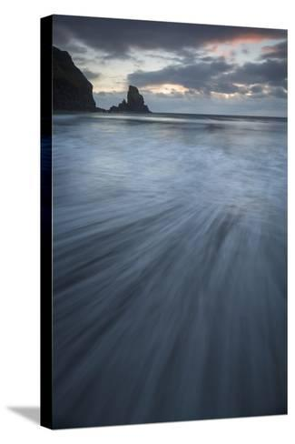 Talisker Flow-Doug Chinnery-Stretched Canvas Print