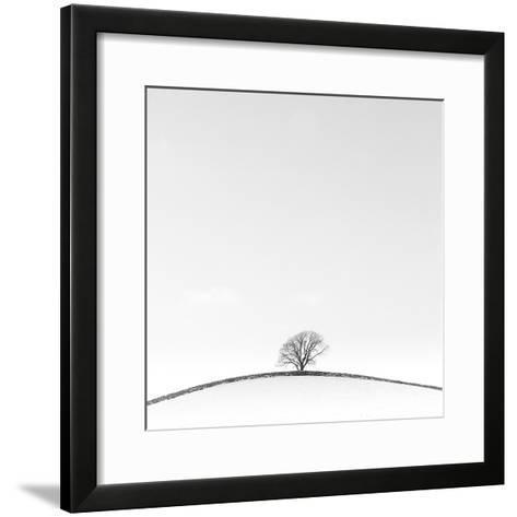 On the Crest-Doug Chinnery-Framed Art Print