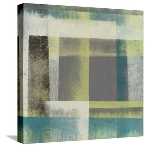 Overspray II-Jennifer Goldberger-Stretched Canvas Print