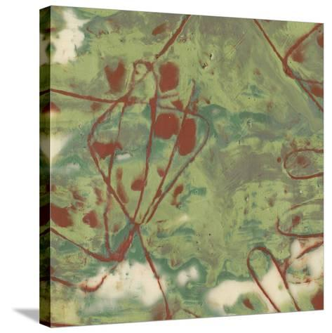Kinetic Exclusion II-Jennifer Goldberger-Stretched Canvas Print