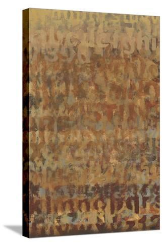 Earthen Language II-Norman Wyatt Jr^-Stretched Canvas Print