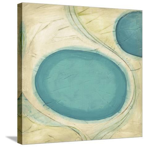 Currents I-June Vess-Stretched Canvas Print