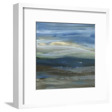 Denim Dance III-Lisa Choate-Framed Art Print