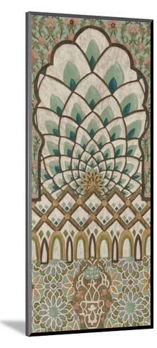 Peacock Tapestry I-Chariklia Zarris-Mounted Art Print