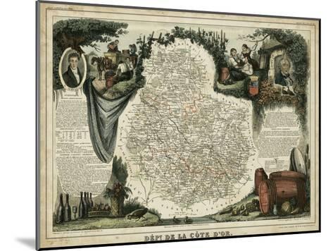Atlas Nationale Illustre IX-Victor Levasseur-Mounted Art Print