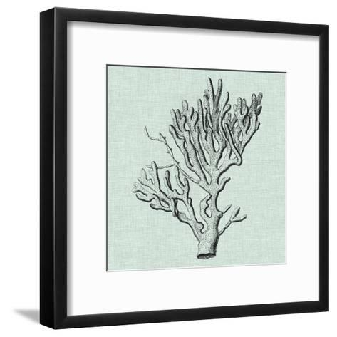 Serene Coral III-Vision Studio-Framed Art Print