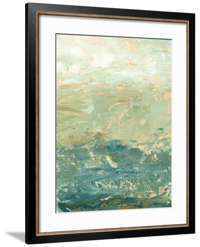 Ocean Horizon-Ethan Harper-Framed Art Print
