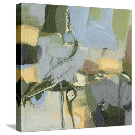 Rain-Christina Long-Stretched Canvas Print