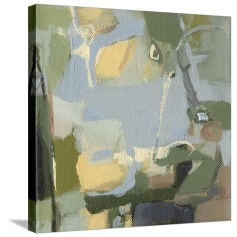 Shine-Christina Long-Stretched Canvas Print