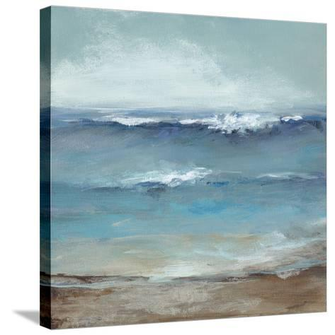 Home by the Sea-Christina Long-Stretched Canvas Print