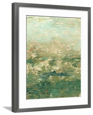 Mountain Horizon-Ethan Harper-Framed Art Print