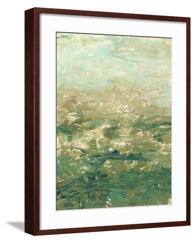 Mountain Horizon-Ethan Harper-Framed Art Print