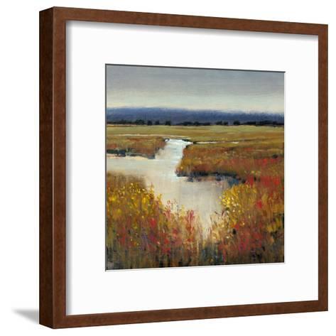 Marsh Land I-Tim O'toole-Framed Art Print