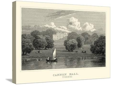 Cannon Hall-J^p^ Neale-Stretched Canvas Print