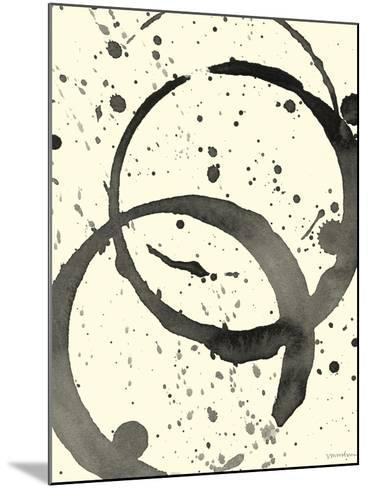 Astro Burst III-Vanna Lam-Mounted Art Print