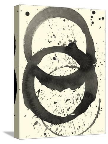 Astro Burst IV-Vanna Lam-Stretched Canvas Print