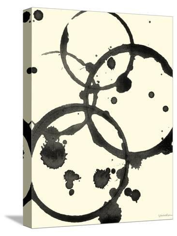 Astro Burst V-Vanna Lam-Stretched Canvas Print