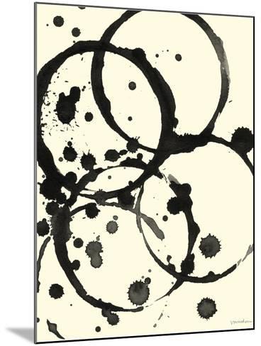 Astro Burst VI-Vanna Lam-Mounted Art Print