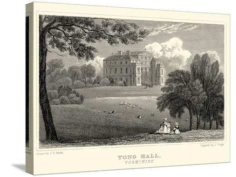 Tong Hall-J^p^ Neale-Stretched Canvas Print