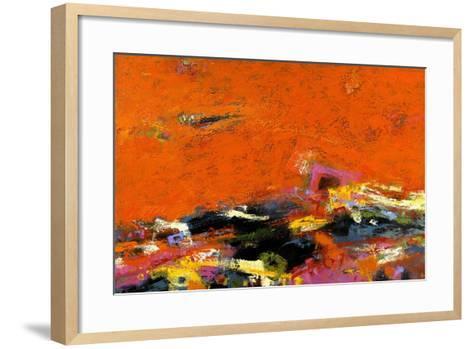 Jubilation-Janet Bothne-Framed Art Print