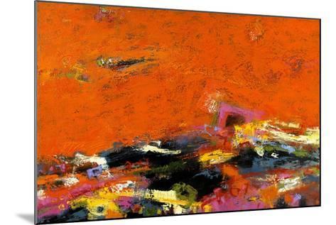 Jubilation-Janet Bothne-Mounted Art Print