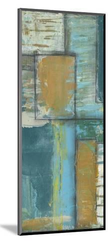 Quadrant Overlay II-Jennifer Goldberger-Mounted Art Print