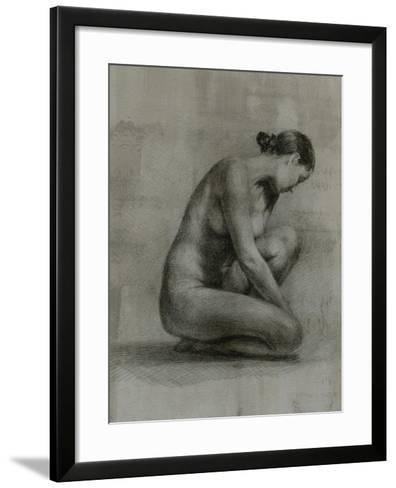 Classic Figure Study I-Ethan Harper-Framed Art Print