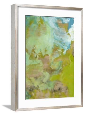 Amorphous II-Jennifer Goldberger-Framed Art Print
