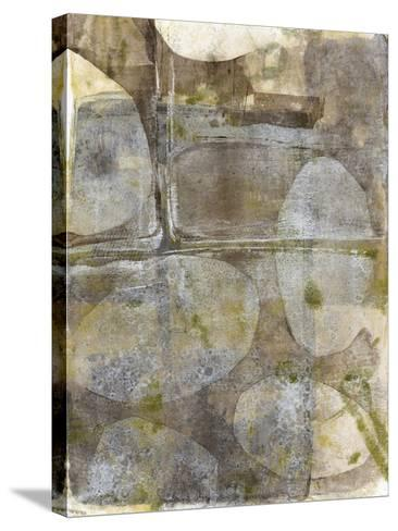 River Rock III-Jennifer Goldberger-Stretched Canvas Print