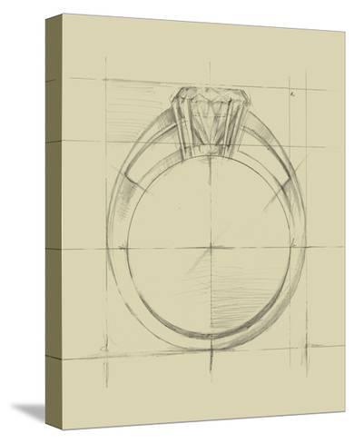 Ring Design I-Ethan Harper-Stretched Canvas Print