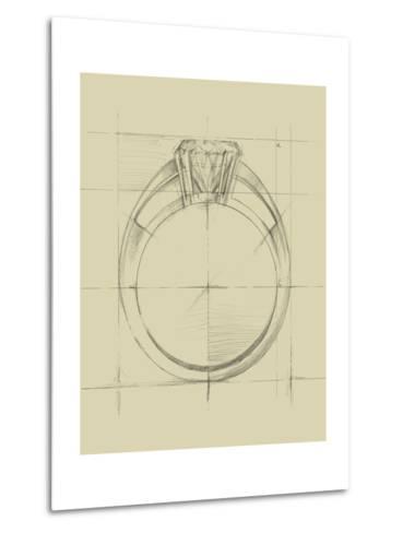 Ring Design I-Ethan Harper-Metal Print
