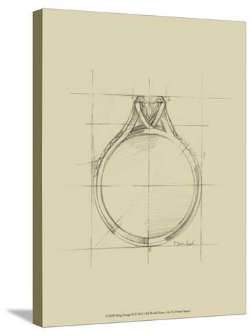 Ring Design II-Ethan Harper-Stretched Canvas Print