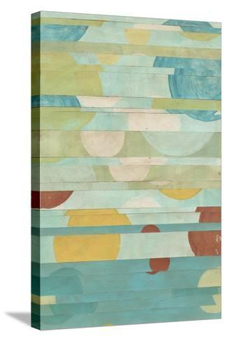 Non-Embellished Splice I-Megan Meagher-Stretched Canvas Print