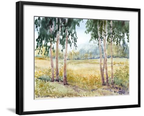 Luminous Meadow II-Tim O'toole-Framed Art Print