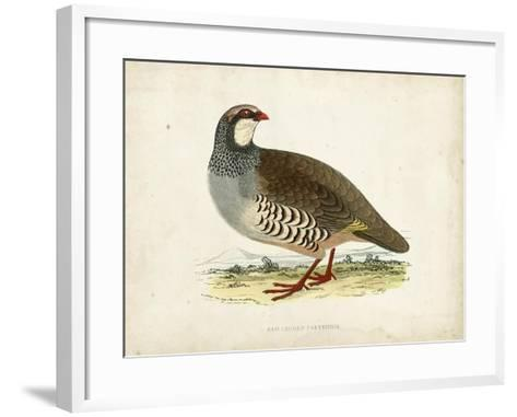 Morris Pheasants II--Framed Art Print