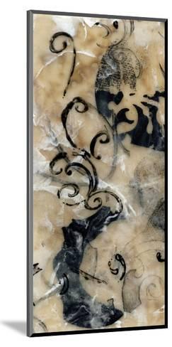 Swirls and Whirls II-Jennifer Goldberger-Mounted Art Print