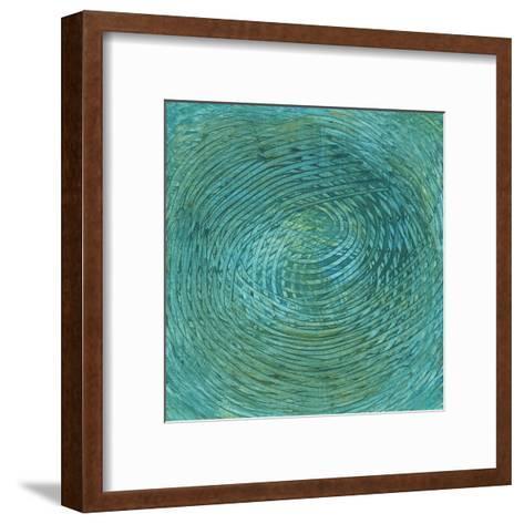 Green Earth III-Charles McMullen-Framed Art Print